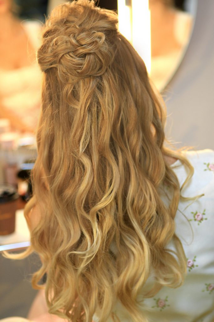 Haar-Styling