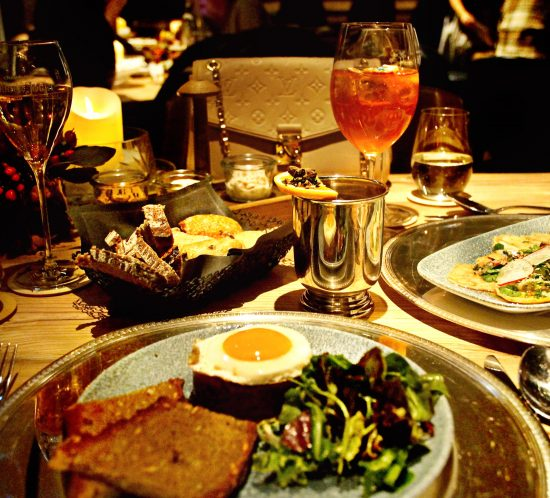 Mandarin Orientsl Bar 31 Winter München