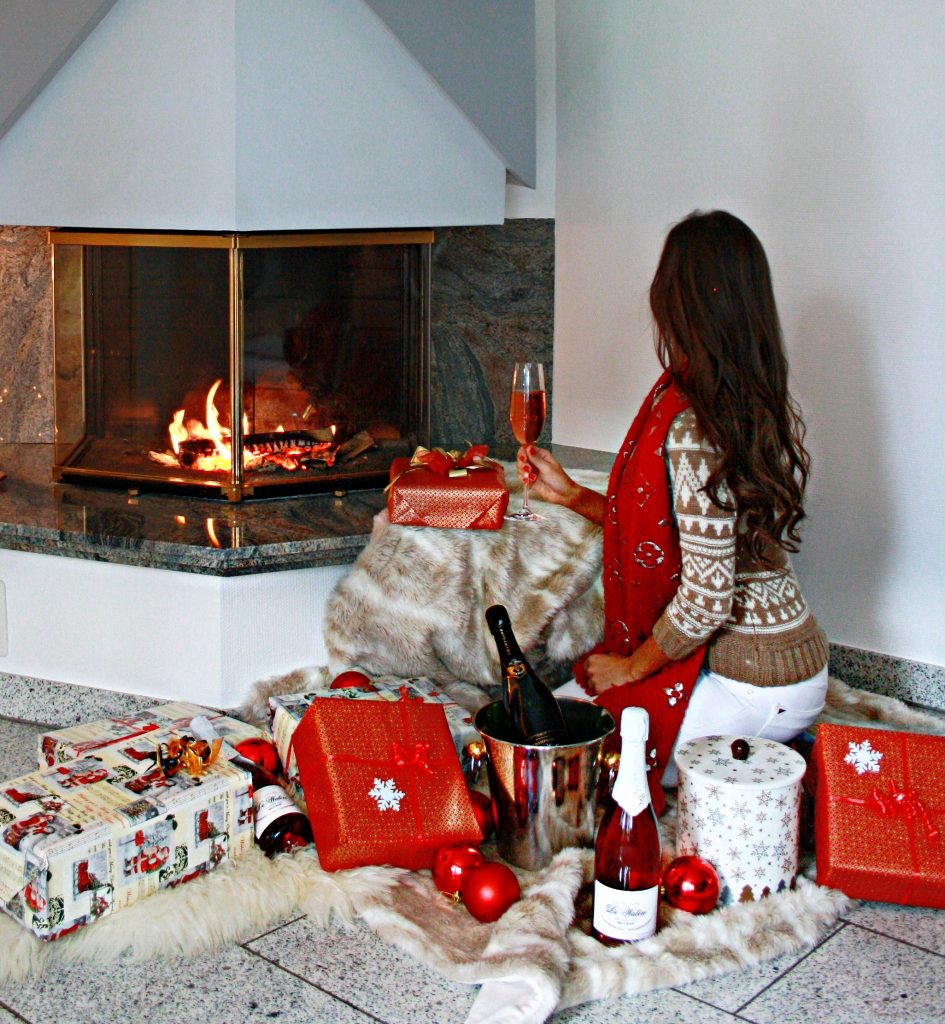 Christmas Champagner De Watere Weihnachten