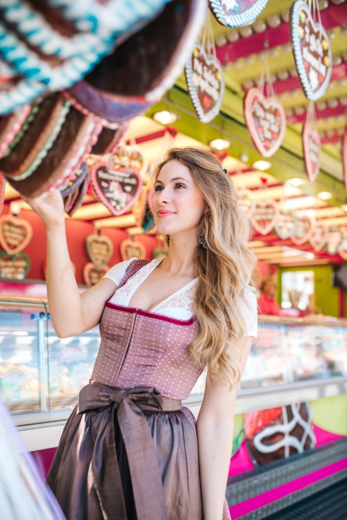 Kinga Mathe Dirndl