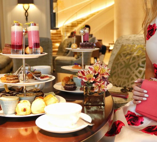 jimmy choo afternoon tea