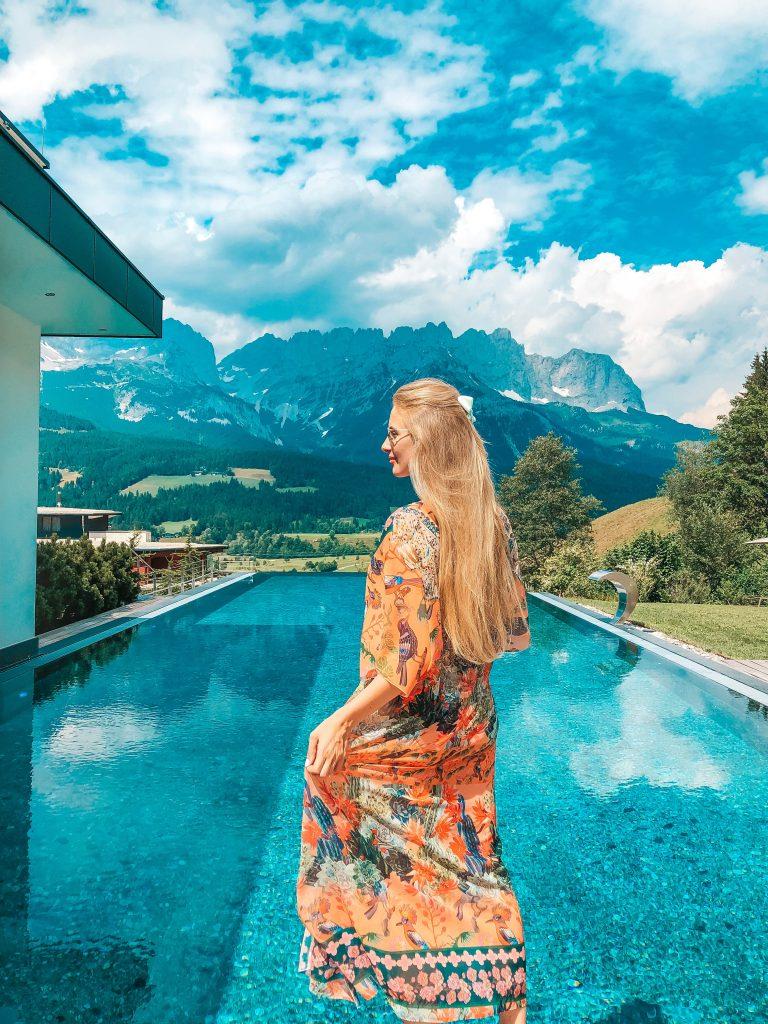 """Hotel """"Der BÄR"""", Österreich, Wellnesshotel, Falstaff, Haubenküche"""