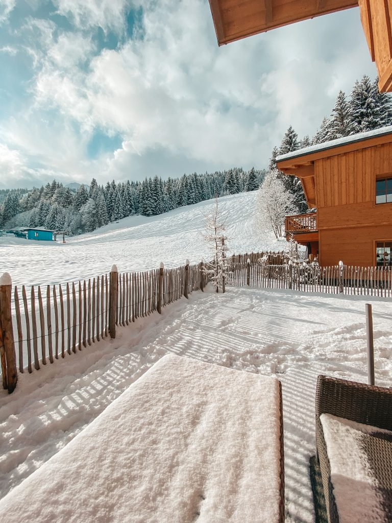 La Soa Chalet, Chalets, Chaletdorf, Winterurlaub, Berghotel