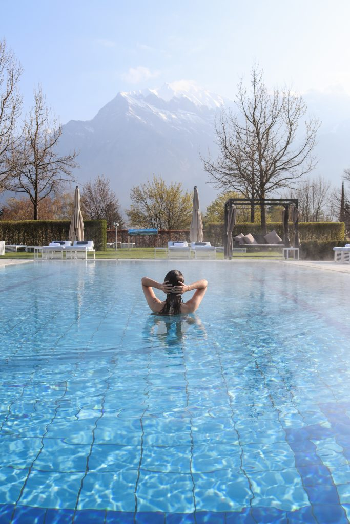 Grand Resort Bad Ragaz Wellness Hotel