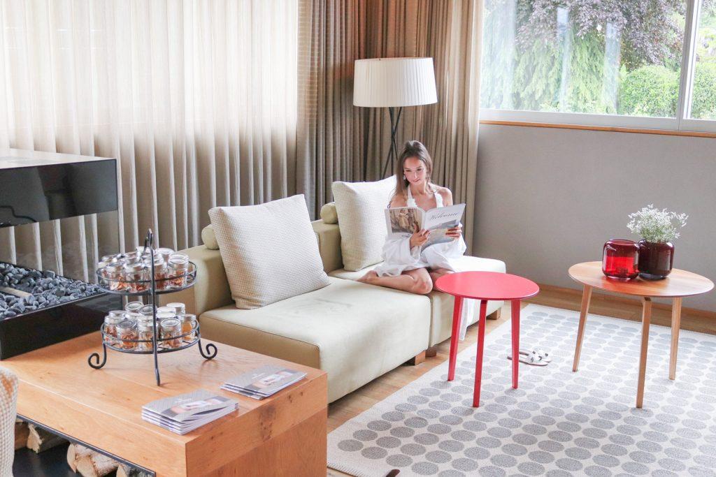 Hotel Hohenwart Schenna Meran Wellness Gourmet